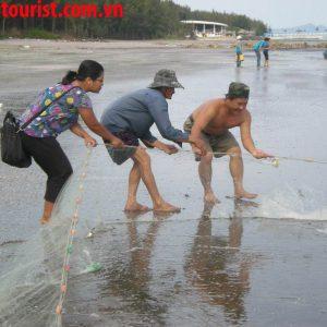 Tour du lịch đảo Thạnh An ở Cần Giờ