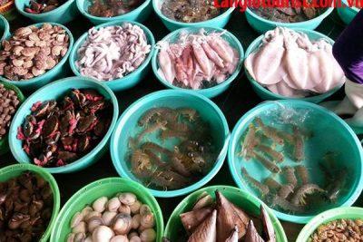 Ăn hải sản chợ Cần Giờ Hàng Dương – Khu ăn uống Cần Giờ nổi tiếng
