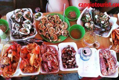 Du khách ăn gì khi đến Cần Giờ? Đi biển Cần Giờ ăn hải sản ở đâu?