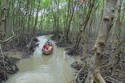 Du lịch sông nước tại Cần Giờ – Vũng Tàu cùng tuyến phà biển mới