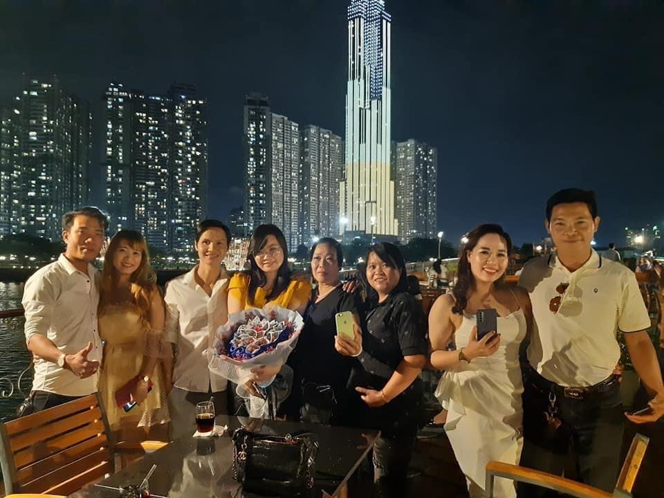 Tour Ăn Tối Trên Du Thuyền Saigon Princess 5 Sao