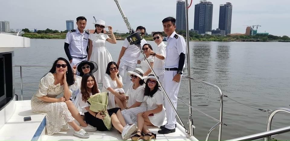 Tour Thuyền Buồm Đi Cần Giờ 1 Ngày