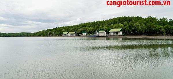 Tour du lịch đảo Thạnh An Cần Giờ 1 ngày giá rẻ: Cangiotourist